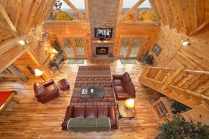 Big Sky Lodge Luxury 3 Bedroom Log Cabin
