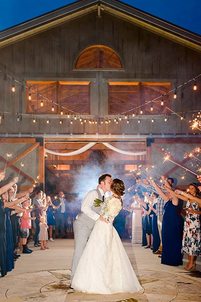 Wedding at 4 Points Farm in Tennessee