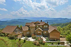 Grande Mountain Lodge, a 5 bedroom rental cabin in Pigeon Forge, TN