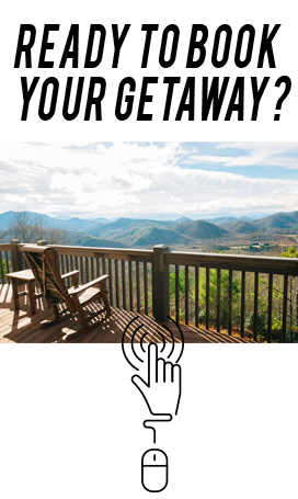 book your smoky mountain getaway today