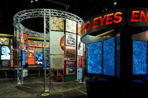 Exhibit at Beyond the Lens