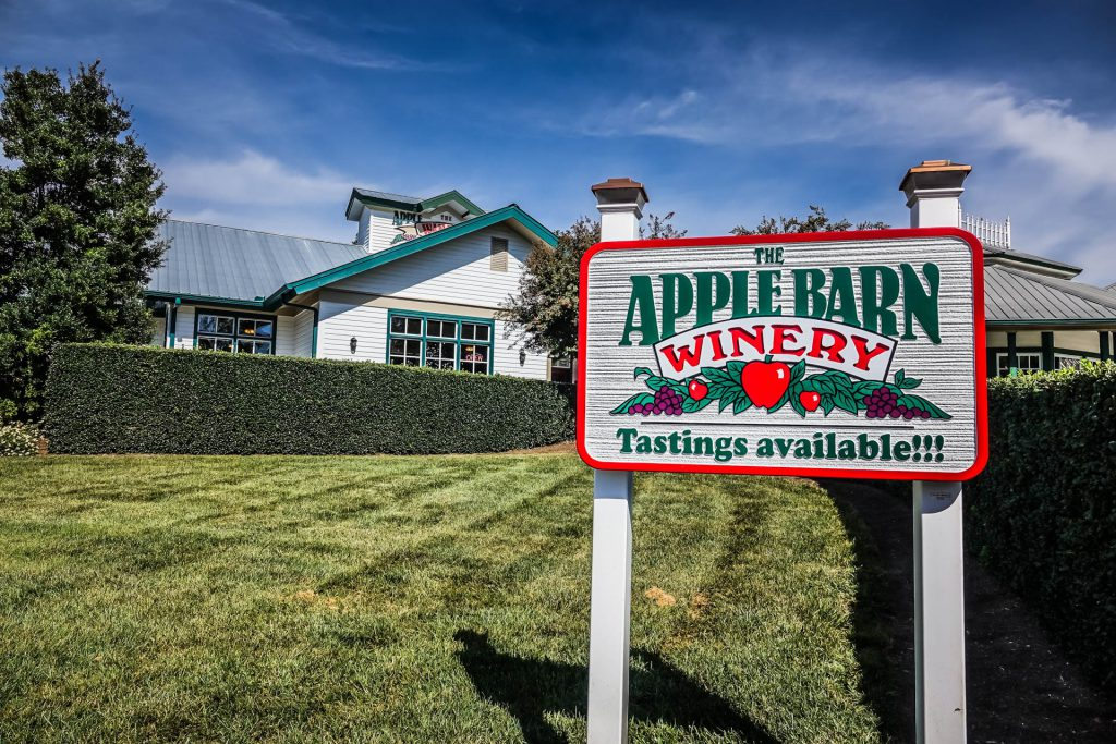 The Apple Barn Winery