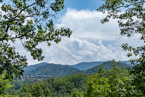 the view at loving you, a pigeon forge rental cabin