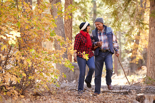 hiking trails for seniors in the Smoky Mountains